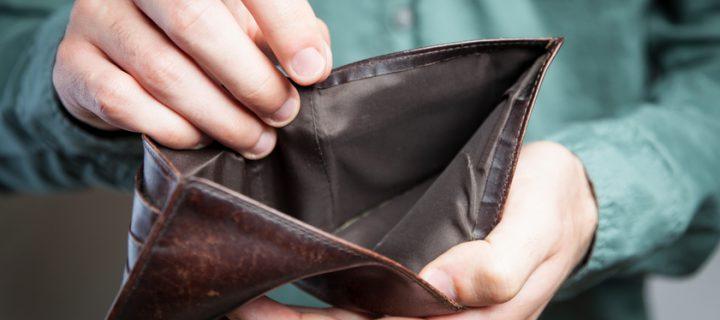 bancarrota y tarjetas de credito