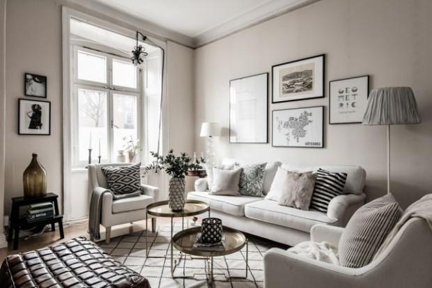 Colores neutros en interiores
