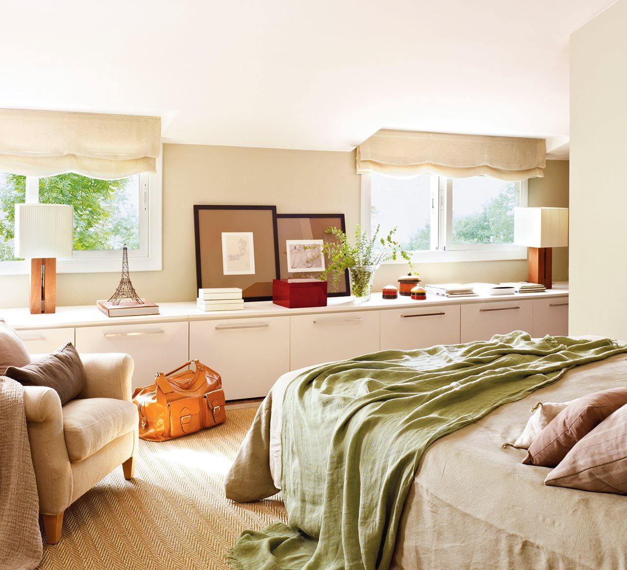 2 consejos para renovar el diseño de tu cuarto