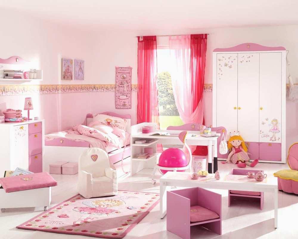 Renueva una habitación para niñas