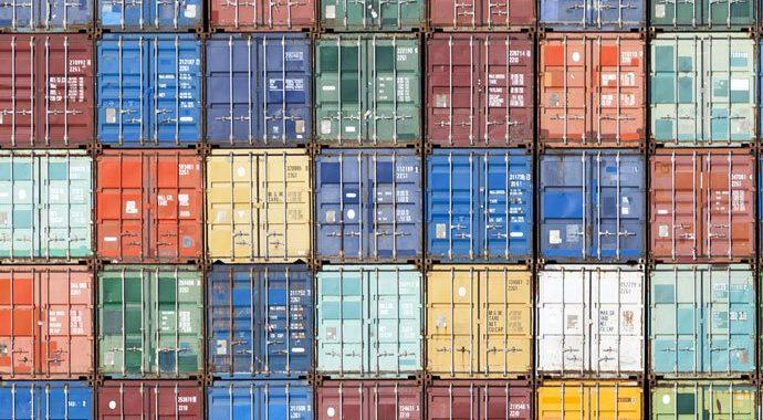 Nuevo uso de contenedores marítimos