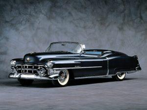 auto clásico americano