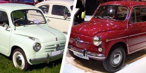 dos autos clásicos