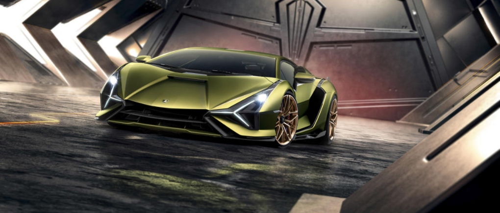 5 Beneficios de un Lamborghini