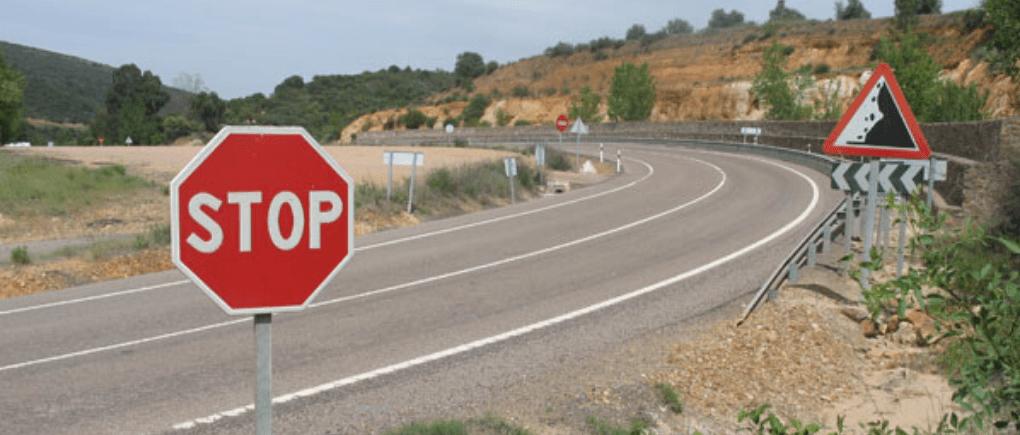 Carretera sin autos